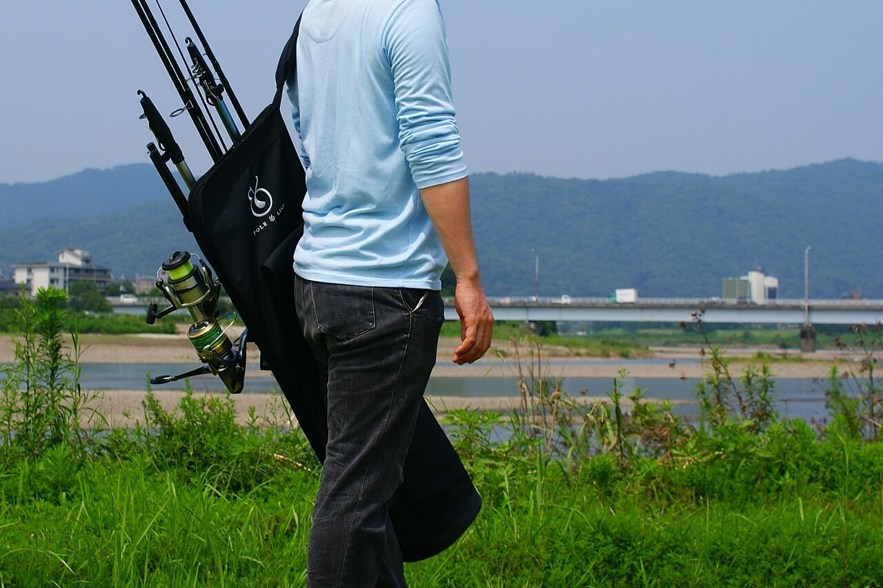 THE QUIVER 5 rod bag