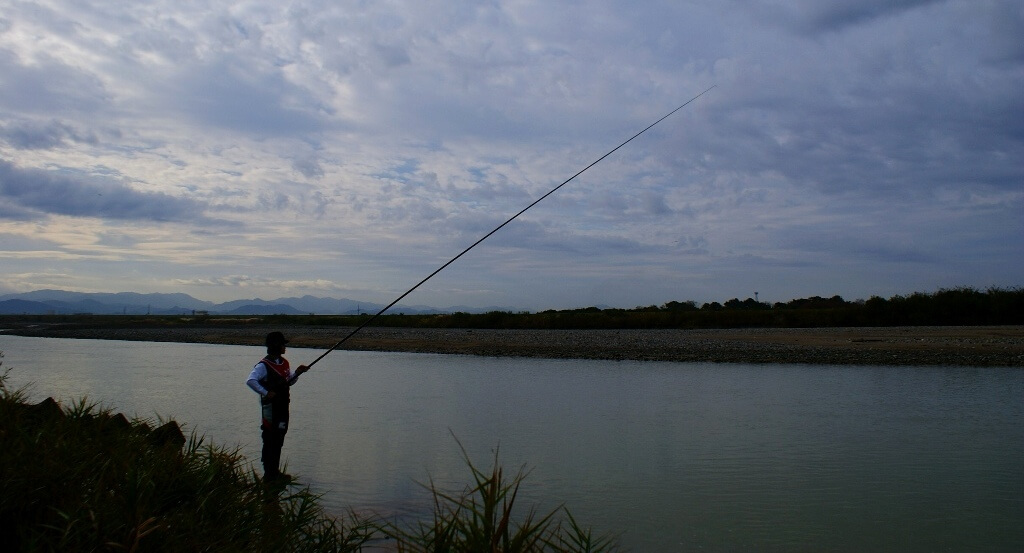 drift of salmon fishing
