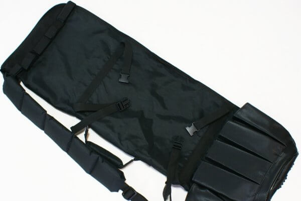 The Quiver 5 carp & feeder rod bag