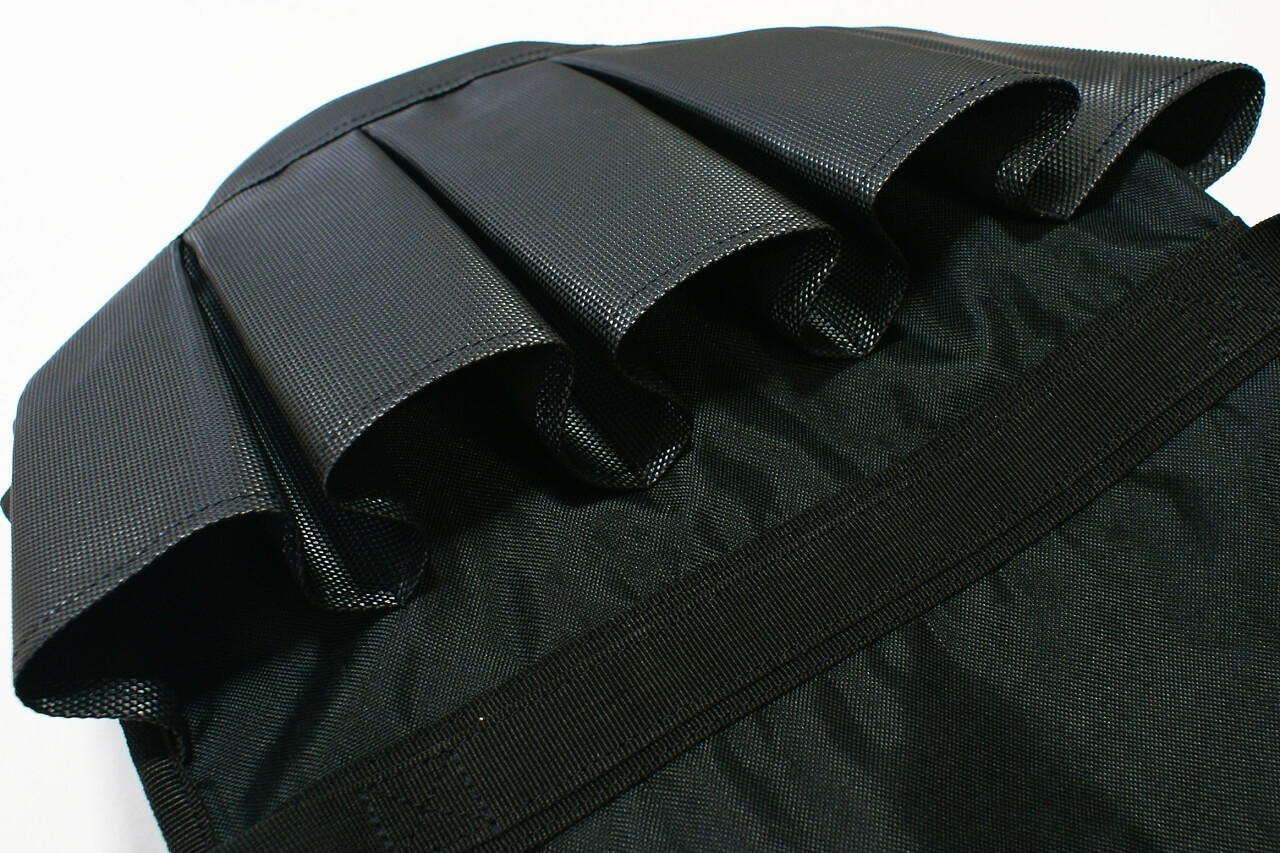 the quiver 5 carp rod bag