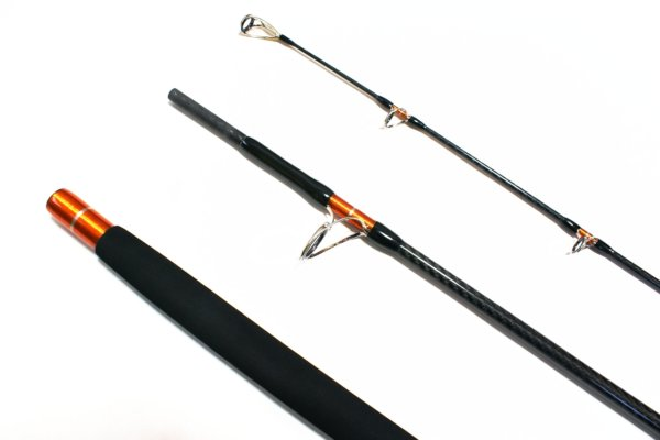 EQUES catfish & GT rod perfect for fishing expedition