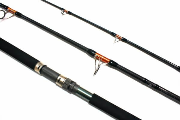 EQUES 3pc catfish rod