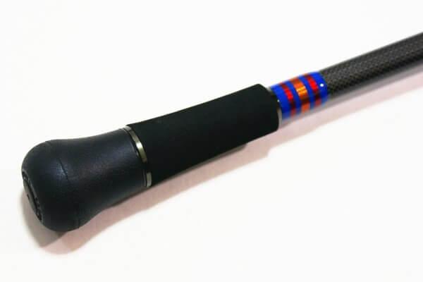Fuji BRC rubber end of FLOATANIA 14ft 5pc salmon and steelhead rod