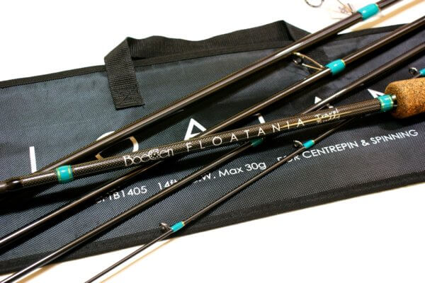FLOATANIA 14ft 5pc float rod