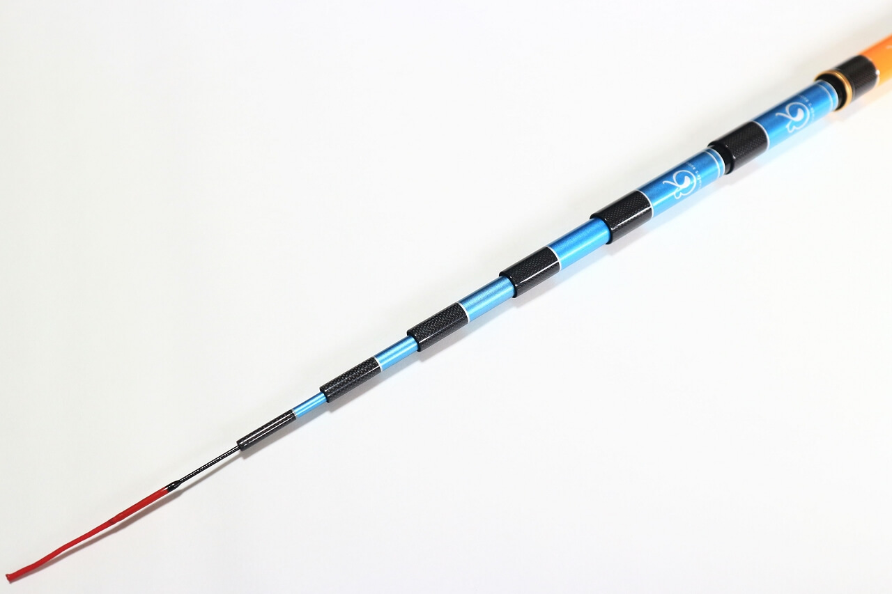 Japanese long fixed line (Tenkara style) rod AIR GOLIATH
