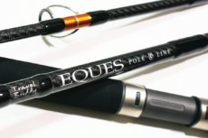 catfish/GT rod EQUES