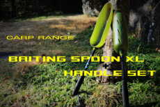 baiting spoon XL and handle set